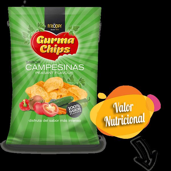 Patatas campesina 140gr