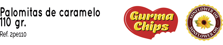 Palomitas de Caramelo 110 gr