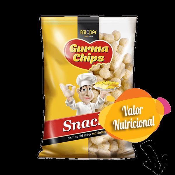 Bolas blancas sabor a queso 130 gr