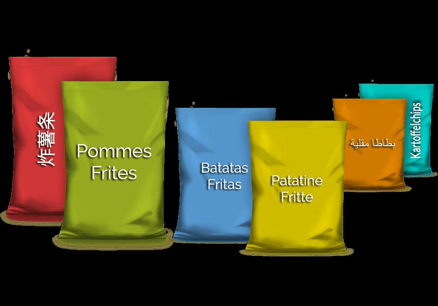 Productos Marca Blanca - Fritoper