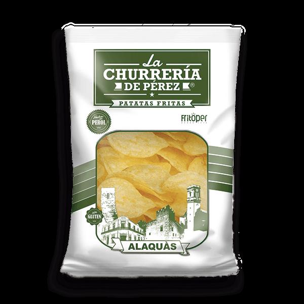 "Patatas Fritas ""La Churrería de Pérez"""