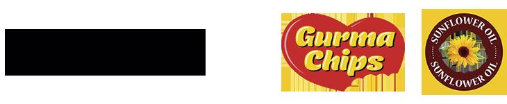 Fritoper Gurma Chips Snacks Crikitos blancos XXL