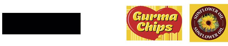 Fritoper Gurma Chips Snacks Crikitos rojos XXL