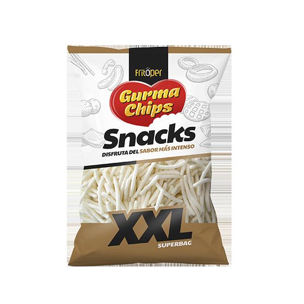 Gurma Chips - Pajitas Tamaño XXL