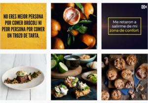 Evamuerdelamanzana influencers foodies